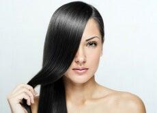 cremas caseras para alisar el cabello