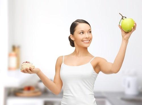 Para tener el cuerpo que deseas es necesario llevar una alimentación adecuada.