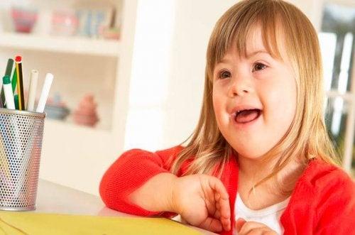 Niños con síndrome de Down: claves para una educación exitosa