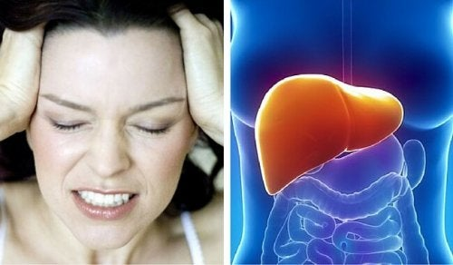 ¿Sabías que la ira reprimida daña el hígado?