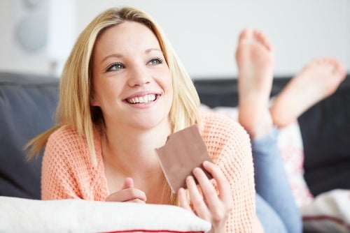 Comer chocolate puede proporcionarte parte del magnesio que necesitas