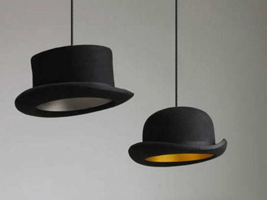 Un sombrero es uno de los objetos cotidianos que podemos transformar