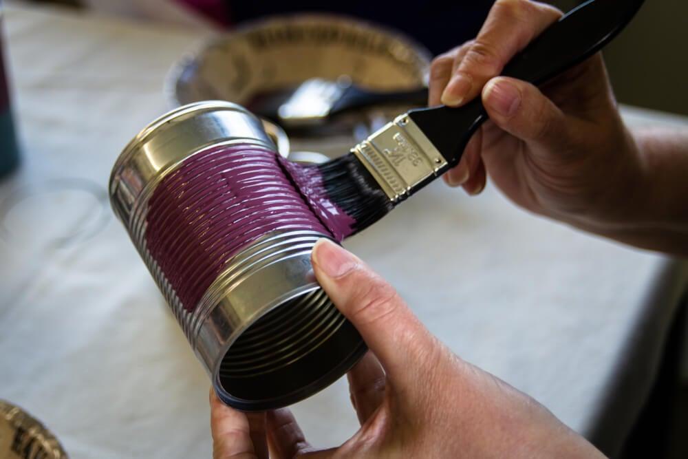 Las latas de aluminio son objetos cotidianos que puedes reutilizar