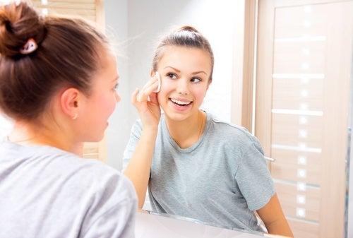 Vaselina para usos cosméticos