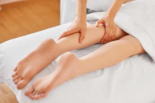 Punto San Yin Jiao: masajes milagrosos