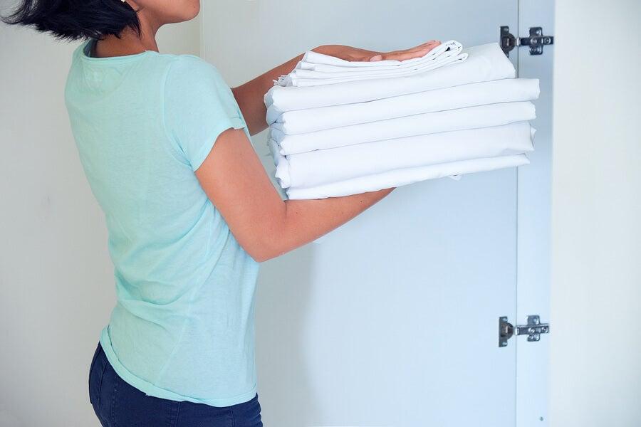 7 fáciles trucos para blanquear la ropa