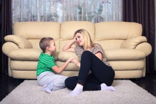 Un sobrino es el mejor regalo que un hermano puede hacer
