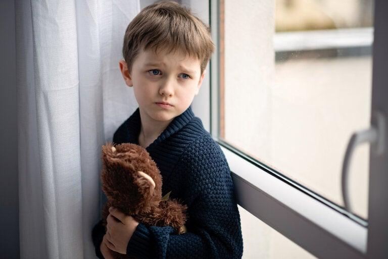 Nuestros hijos también lidian con el duelo