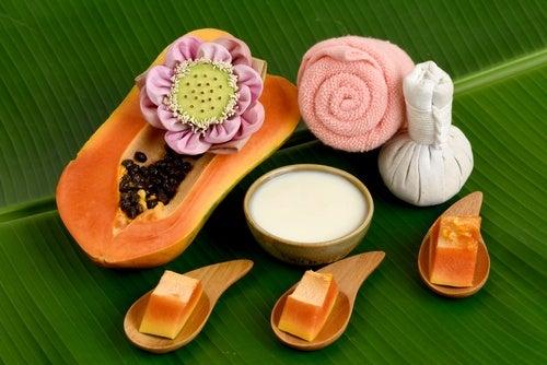 6 secretos de belleza que oculta la papaya