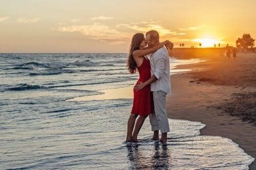 Hay amores breves que se quedan grabados en el alma