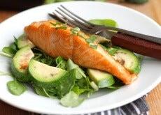 salmón para destapar las arterias
