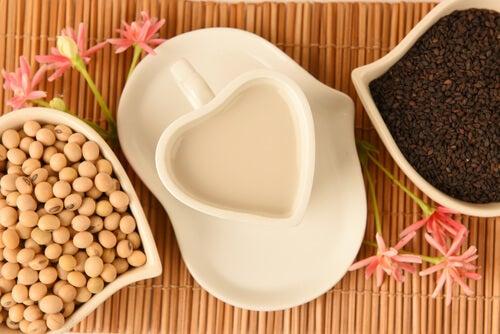 Lecitina de soja: beneficios y contraindicaciones