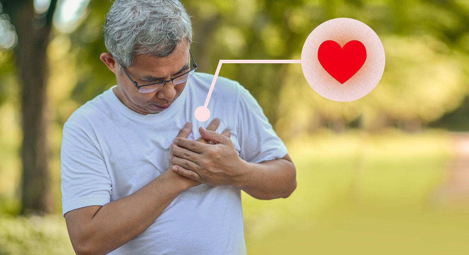 5 síntomas inesperados de un problema cardíaco que debes conocer
