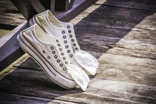 Para-limpiar-tus zapatillas-de-barro-y-hierba-tan-solo-debes-frotar-cebolla.