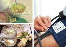 6 remedios naturales para aliviar la hipotensión