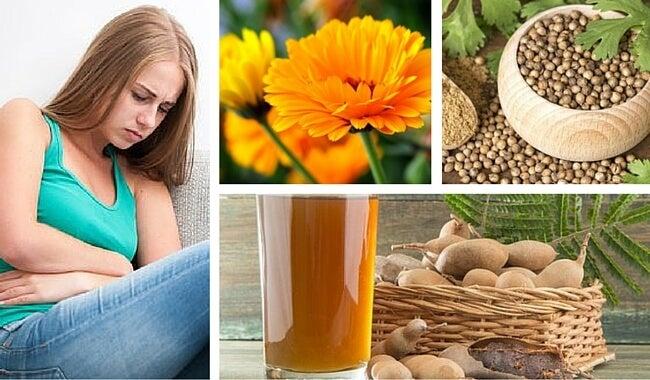 7 remedios naturales para controlar los periodos menstruales abundantes
