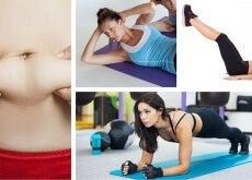 7 sencillos ejercicios para quemar grasa abdominal
