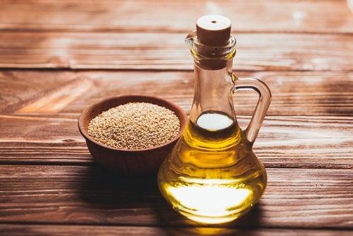 Descubre las grandes propiedades del aceite de sésamo