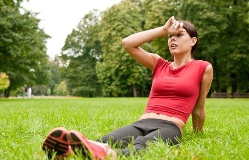 Aceleran la recuperación tras hacer actividad física