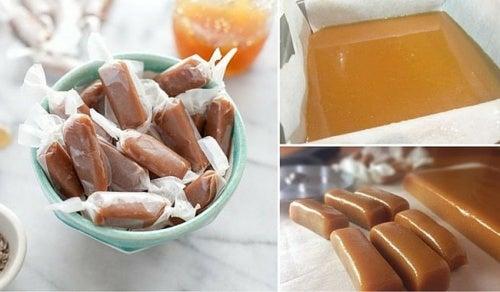 Cómo preparar caramelos medicinales en casa
