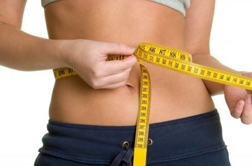 Circunferencia de la cintura