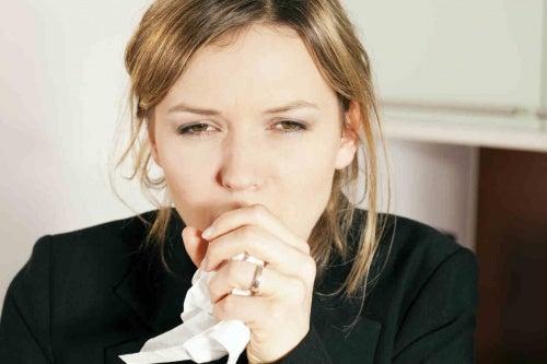 Combate la tos