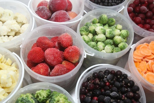 comer sano sin invertir mucho
