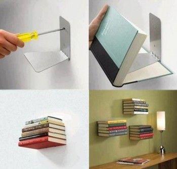 Estantes-libros