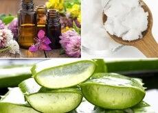 Gel natural para piel