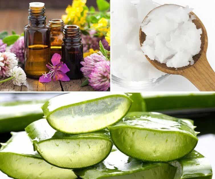 Descubre un gel natural para tratar estrías, arrugas, quemaduras y manchas de la piel