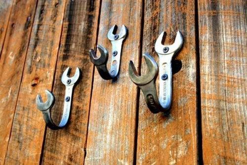 Reciclar herramientas