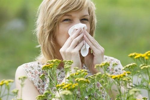 Polen contra la alergia al polen