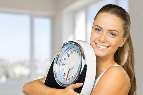 Promueve la pérdida de peso