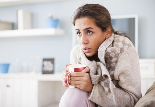 Sensación de frío por insuficiencia renal