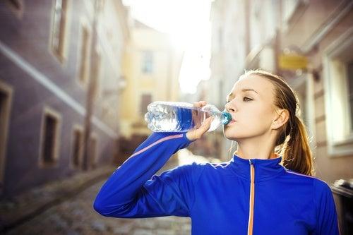 Tómala al hacer ejercicio