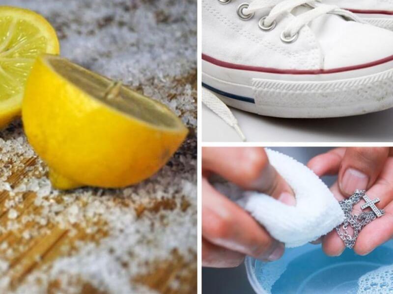 10 trucos de limpieza para ahorrar tiempo