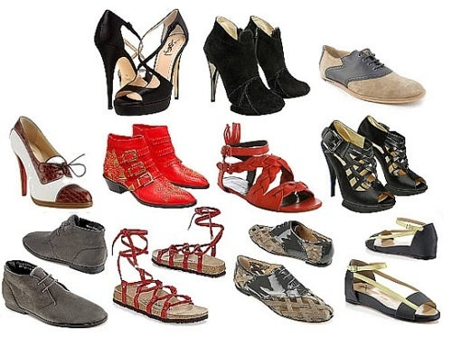 Usas calzado de mala calidad