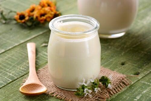 yogur griego o natural