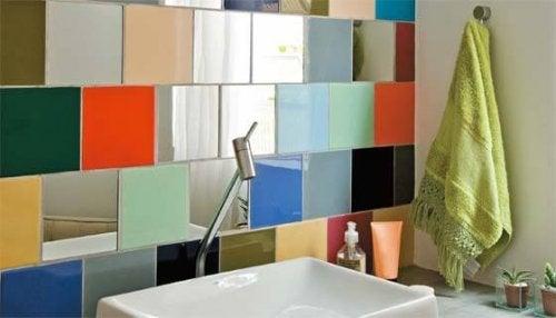 Decoración de baños con azulejos