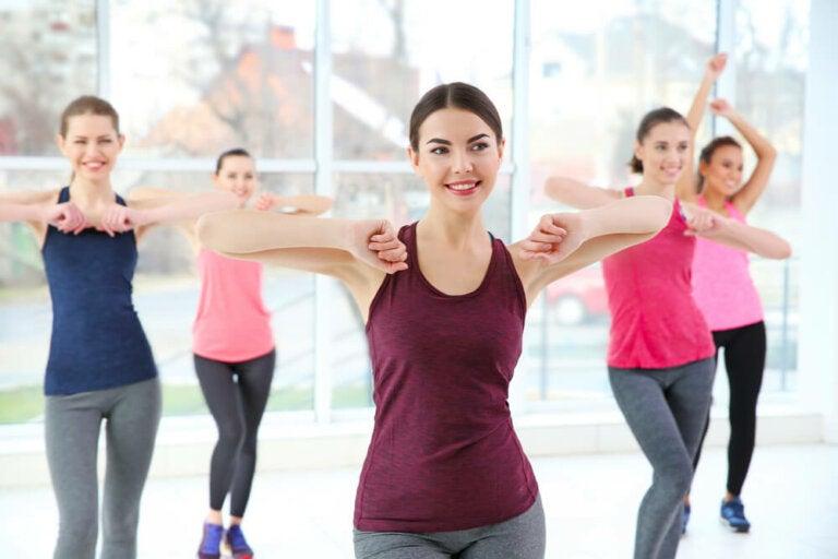 Beneficios de la danzaterapia