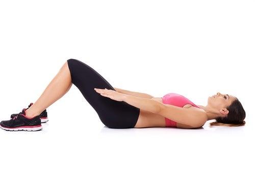 ejercicios lumbares