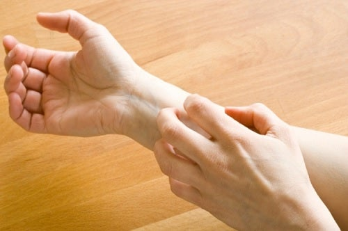 hormigueo por esclerosis múltiple