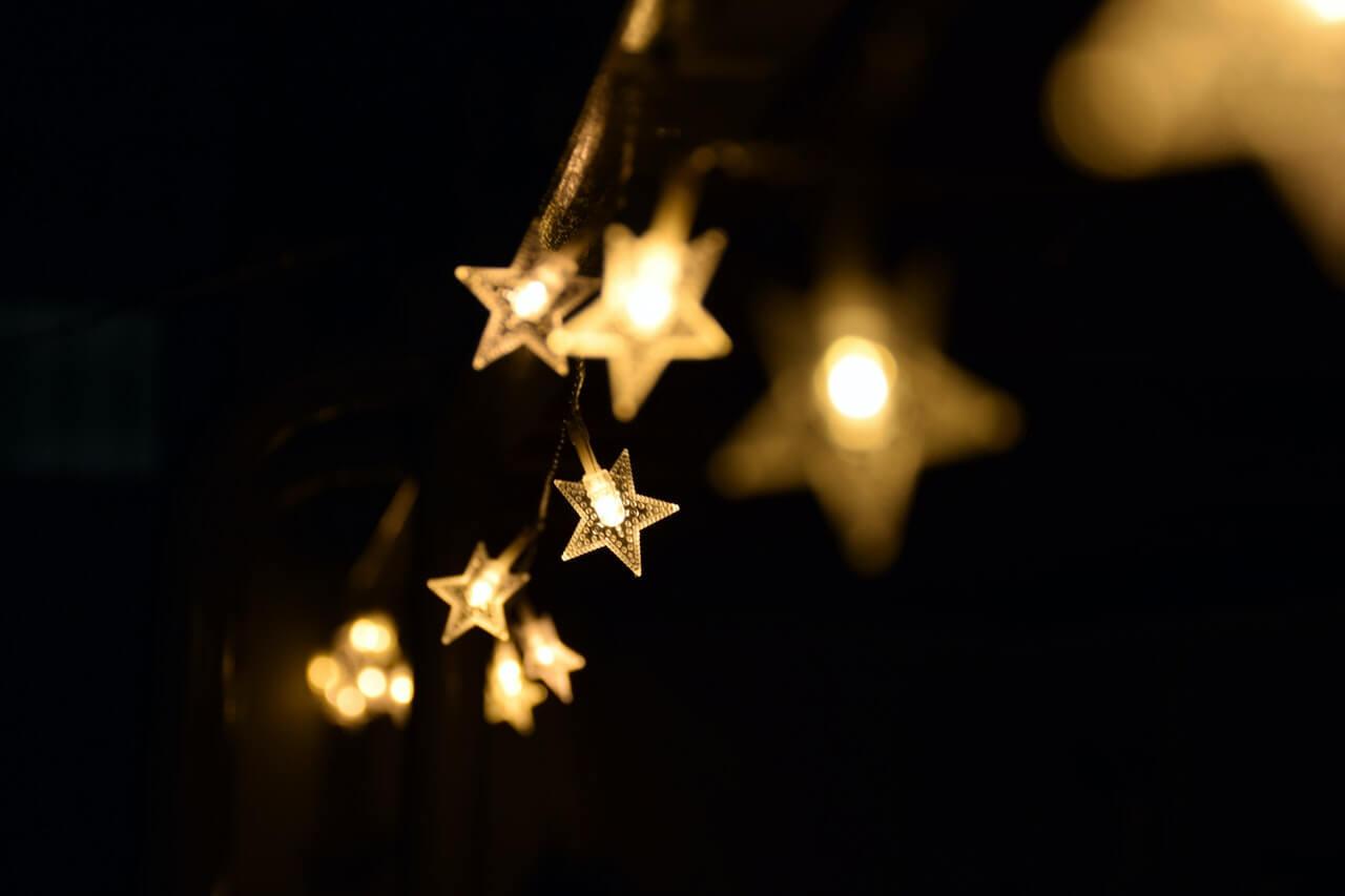 Estrellas del universo.