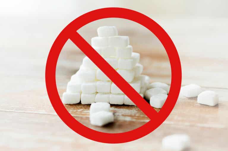 8 problemas de salud que ocasiona comer demasiado azúcar