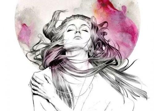 ilustración-mujer Ámate
