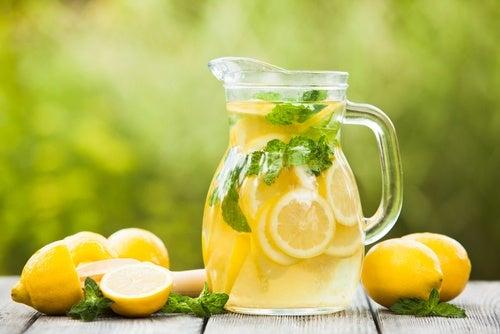 jugo de limón para la salud cardiovascular