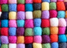 lana para bufanda