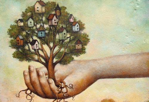mano-sujetando-árbol