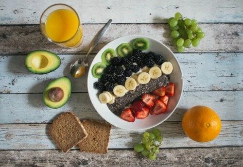 Las 8 mejores frutas para tu organismo