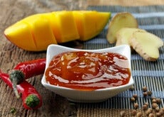 mermelada de fruta pasada